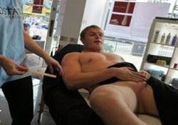 TOM BURGESS BALLS WAXED