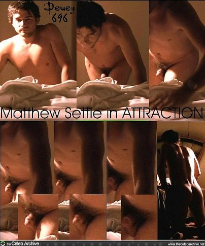 Matthew Settle Nude