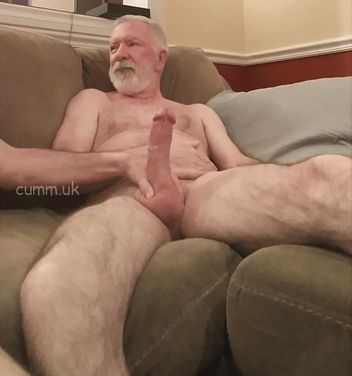 cumm uk mature-man-Cum-Controlled