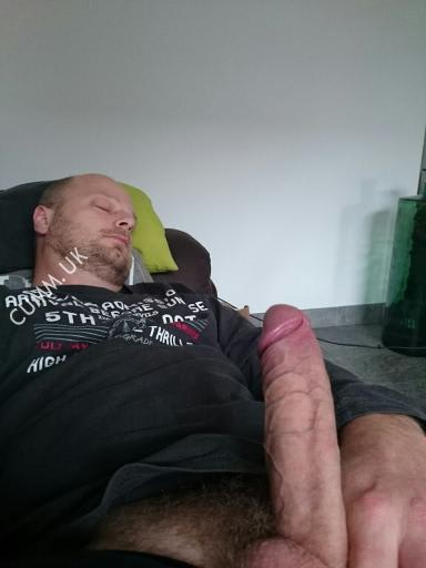 His large cock