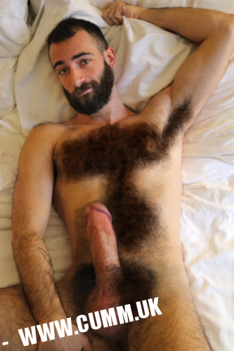 hairy and hung and maybi sucked