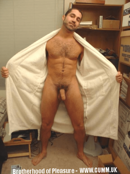 solosexual dressing gown cocks