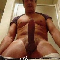 daddy dick erection