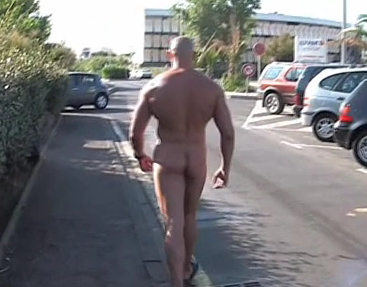 Male Public Nudity