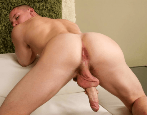 never really thought about anal orgasms