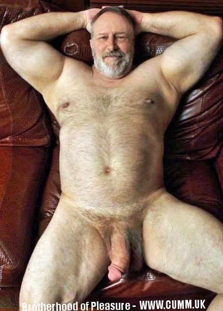 Naked old mature cock remarkable