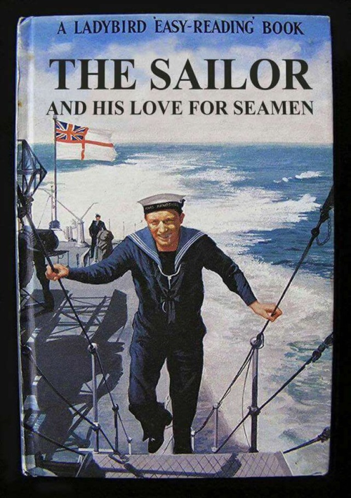 The Sailor and His Love of Seamen
