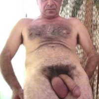 daddy bear bull balls big soft cock