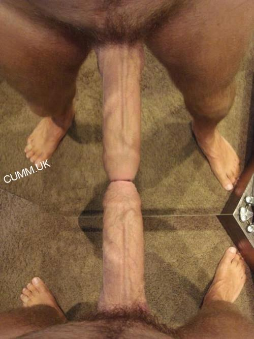 BENEFITS? MALE MASTURBATION IN A MIRROR