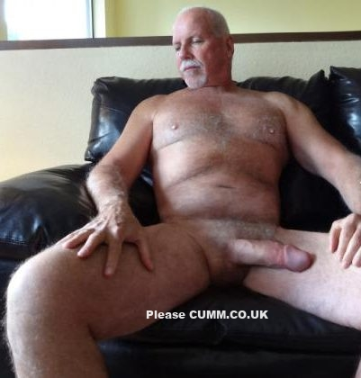 Pics cock old man Four well