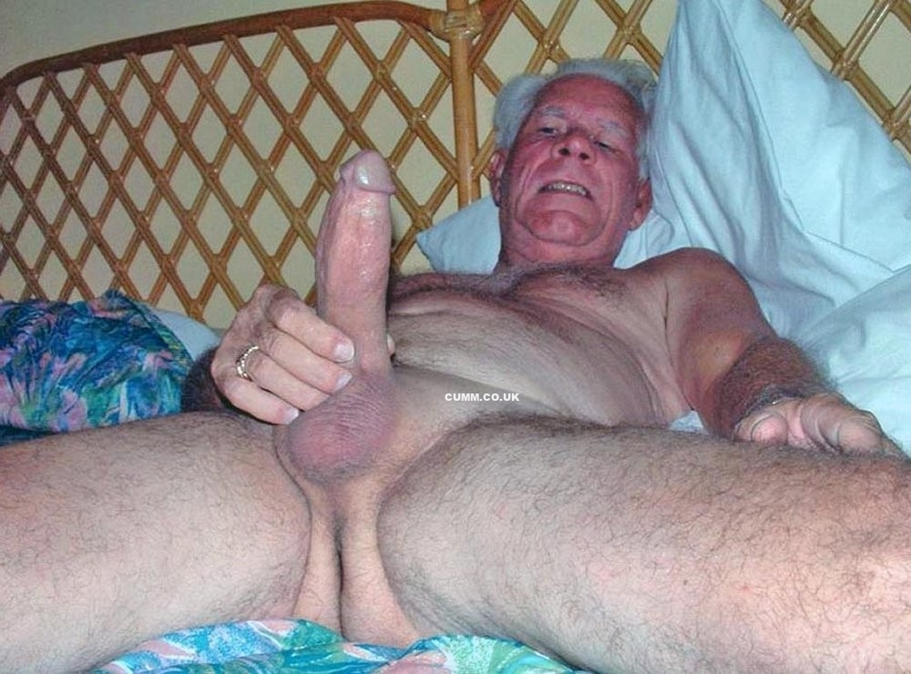 old man big cock