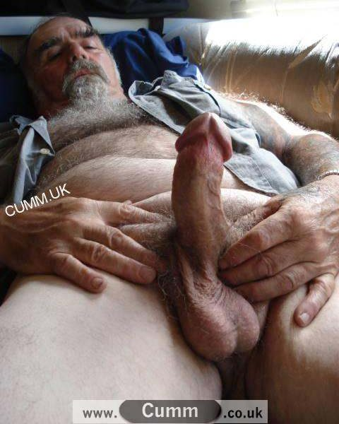 old gay men showing cocks