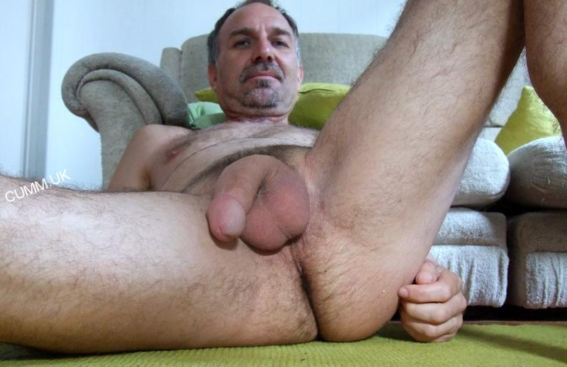 Older straight men flaccid penis gay