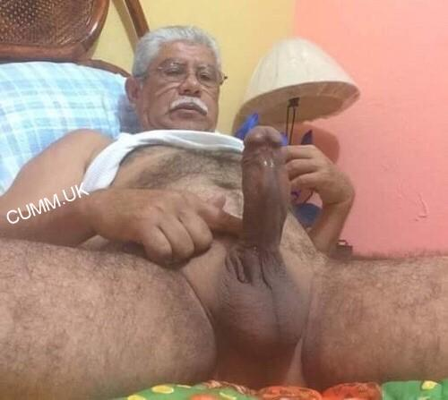 40 Sexy Old Men With Big Cocks  Cumm Uk-4657