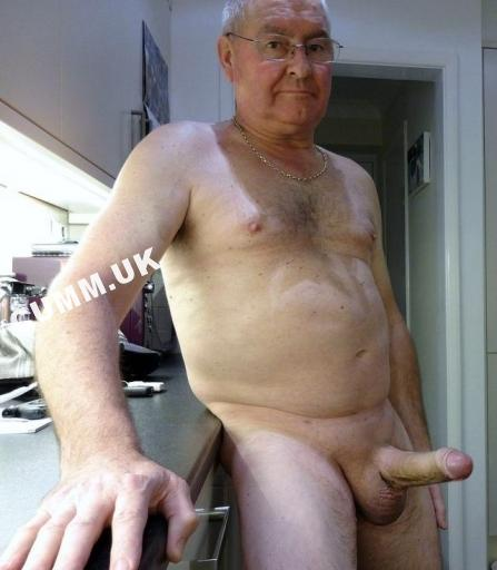 Alter Mann dick — foto 10