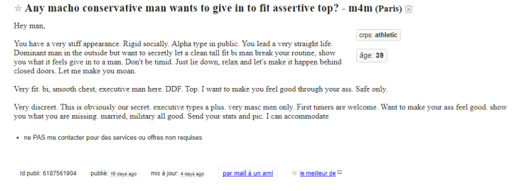 Any macho conservative man wants to give in to fit assertive top?