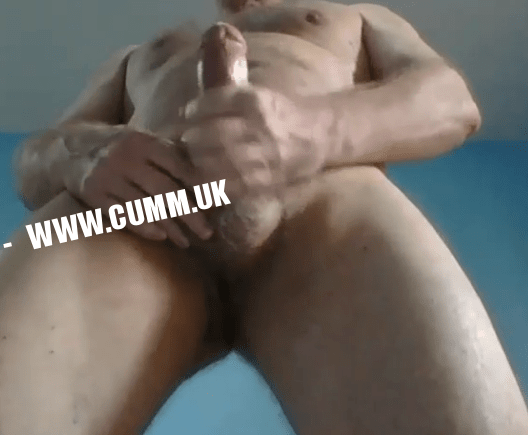 large thick veiny circumcized penis