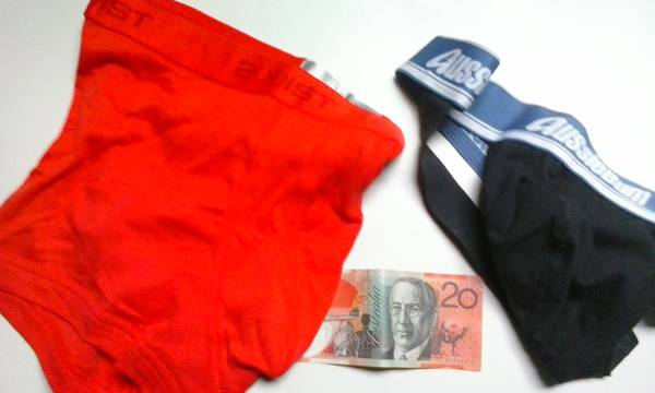 YOUR WORN SWEATY JOCKS – m4m Melbourne