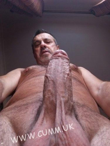 dad fat cock erection thick