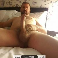big fat dad bear cock
