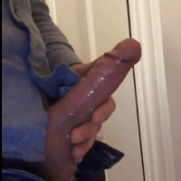 bloke swollen cock ready to ejaculate