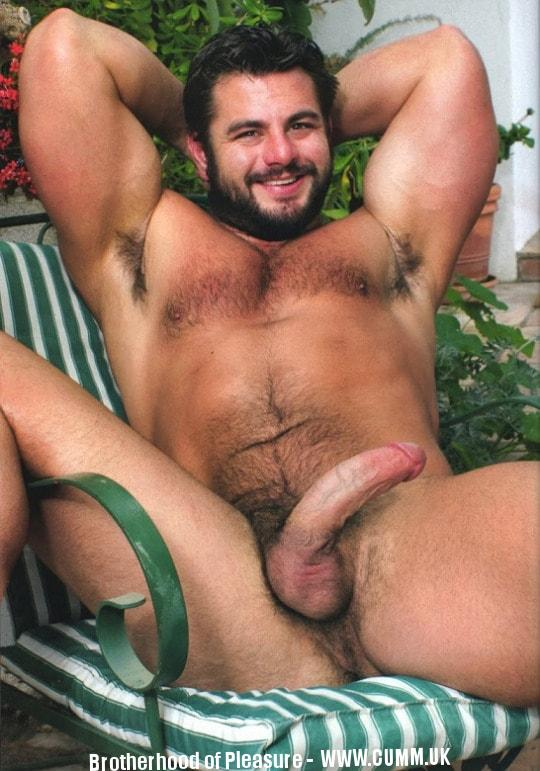 bear cock big fat dad cocky manly bloke