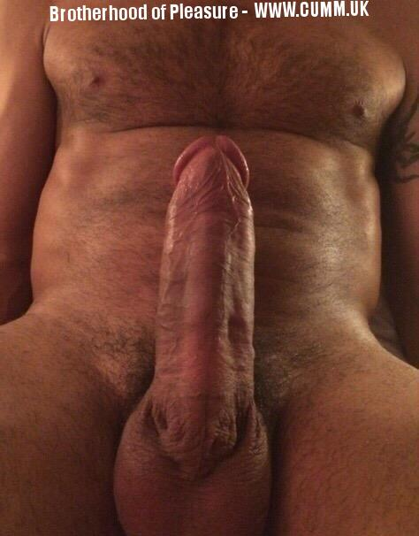 Huge thick penis