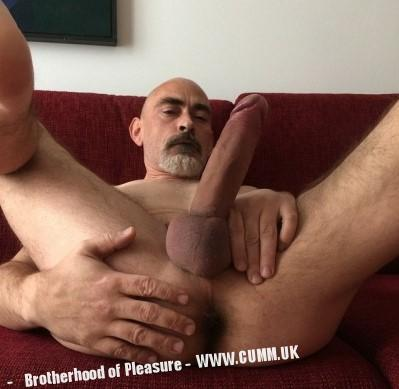 inches mag big full plump cut daddy dick