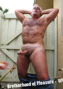 Hairy daddies naked remarkable, very