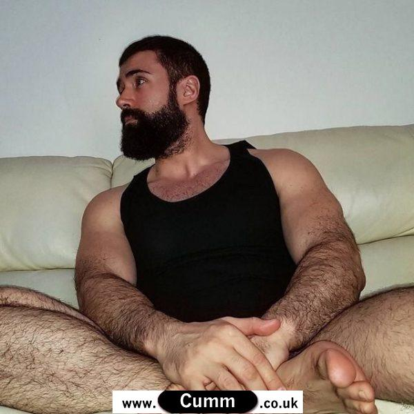 hipster nude hairy