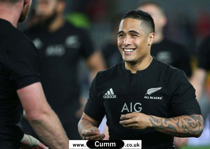 Celebrity Cock Aaron Smith (the All Blacks)