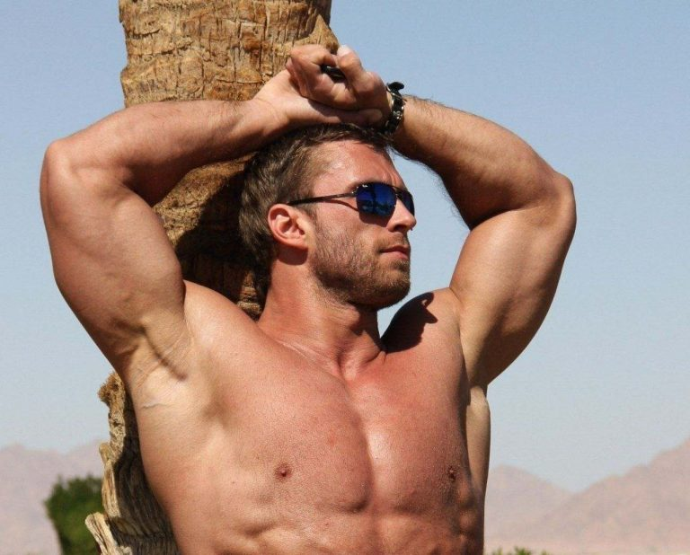 The World's Sexiest Men – Dmitry Klokov