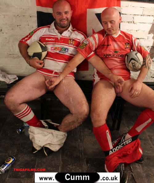 rugby club wankers