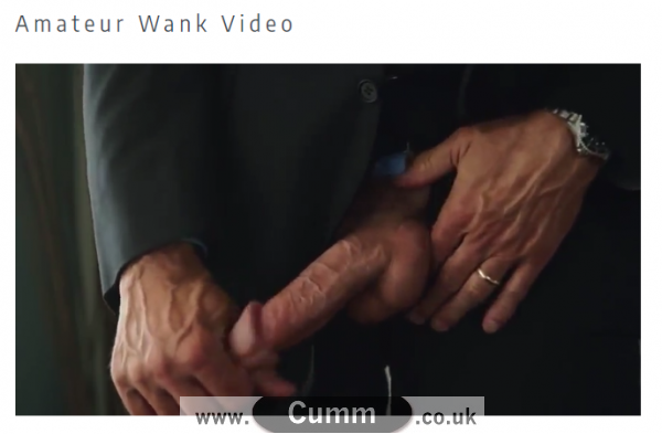 Amateur Wank Video