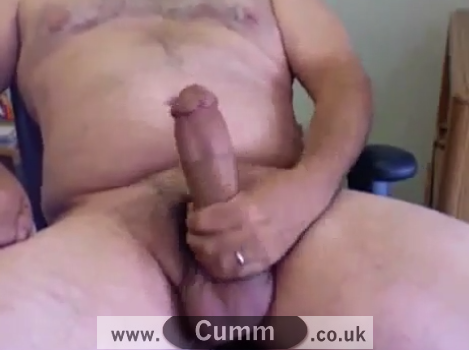 old single gent wanking