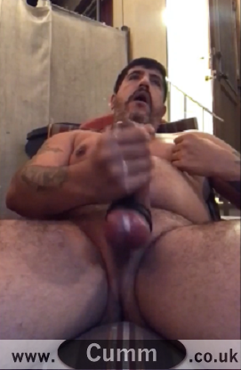 Big Bull Daddy Shoots Unfuckingbelievable Load