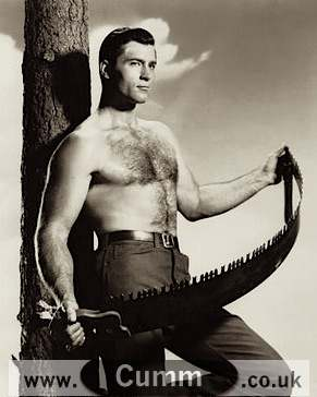 clint walker nude