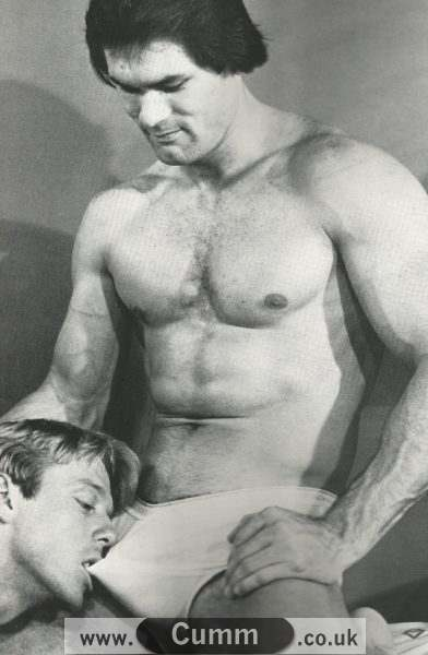 vintage daddy and son gay porn