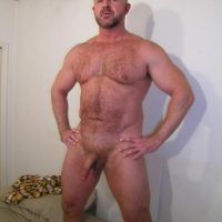 bisexual hairy hung daddy bear london