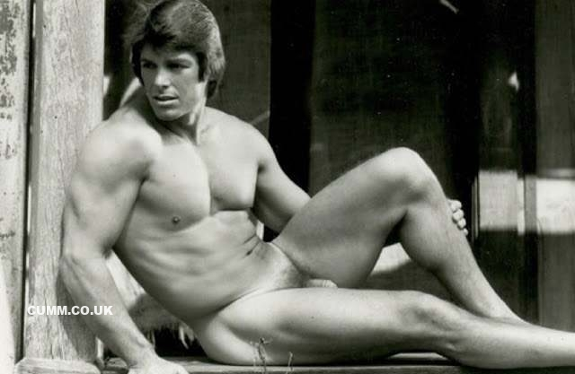 Nude Vintage Beefcake, Cowboys, Boxers and BodyBuilders