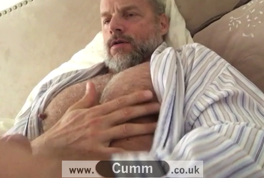 Hung Silver Daddy