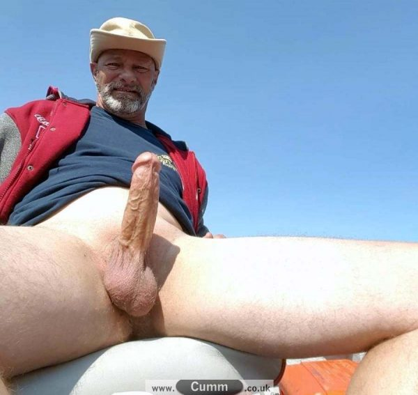 grandpa big cock wank