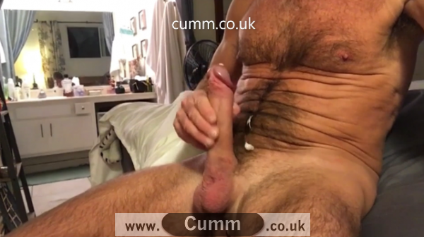 daddy cock hairy