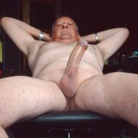 silver daddy big lingam tantric