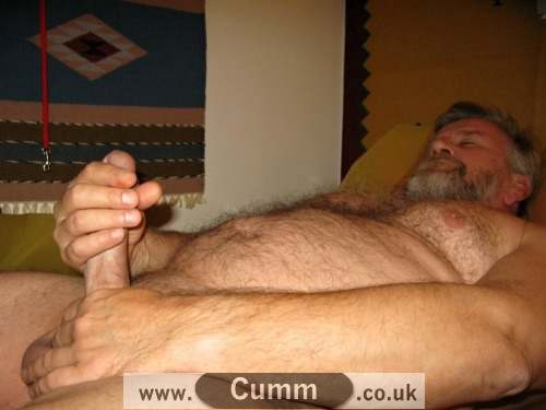 silver daddy dick wanks