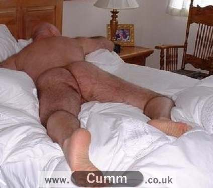hairy arse daddy