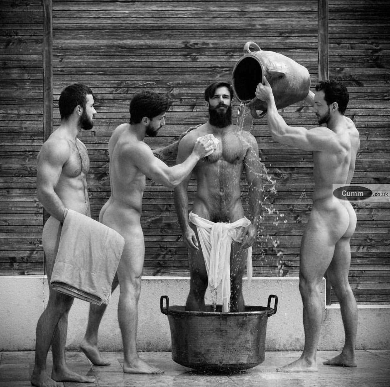 All male naked turkish baths