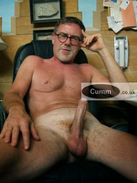dad thick erection cut