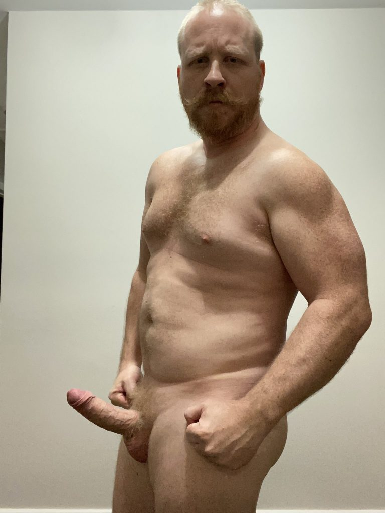 looking at other men's big cocks