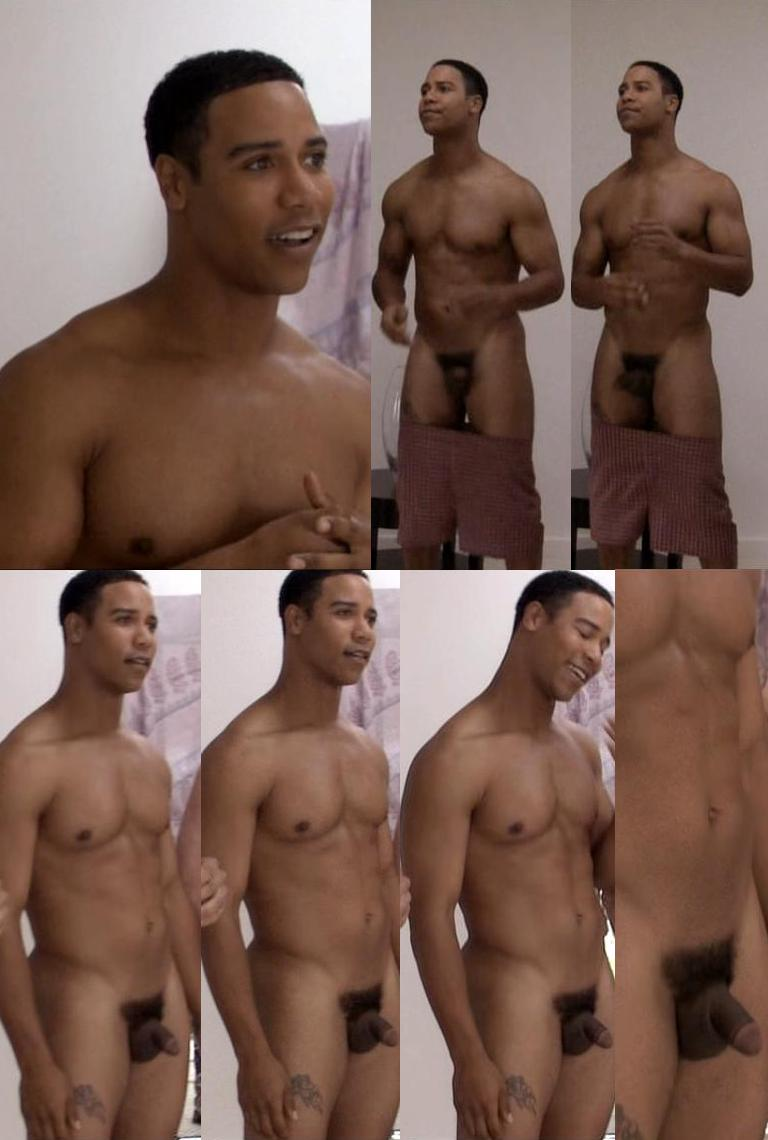 naked ray j dick